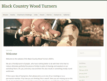 Tablet Preview of blackcountrywoodturners.co.uk